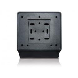 ART. 42 Portatarga universale in plastica nera