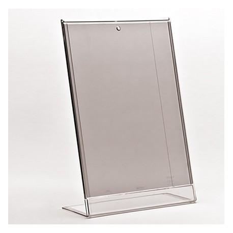 ART. 501 Tasca portaposter monofacciale in plastica trasparente