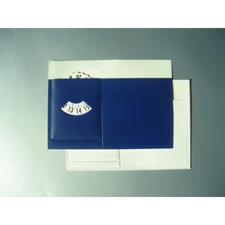 ART. 13 Portacontrassegno con disco orario in cartoncino apertura superiore