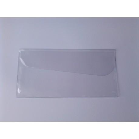ART. 73 Portabiglietti in cristall F.to chiuso 25,5x12,5