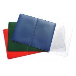 ART. 74 Portapatente portacard tre tasche